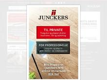F Junckers Industrier A/S