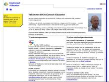 Kreaconsult + Education v/Kjeld Petersen