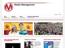 Media Management v/Kurt Andreasen